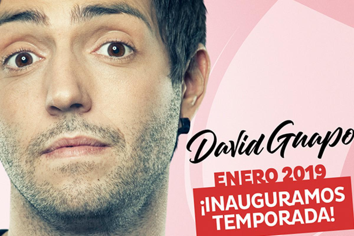 David Guapo 2019 Nueva Temporada